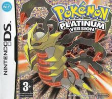 Pokemon Platinum Version (NDS)