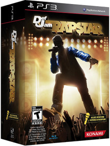 Def Jam Rapstar with Microphone Bundle (PS3)