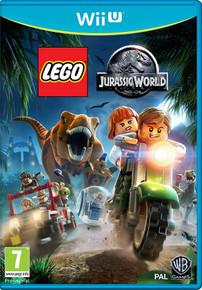 Lego Jurassic World (WiiU)