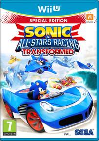 Sonic & All Stars Racing Transformed Special Edition (WiiU)