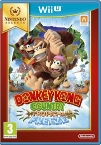 Donkey Kong Country Tropical Freeze (WiiU)