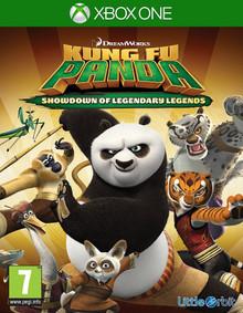 Kung Fu Panda Showdown of Legendary Legends (Xbox One)