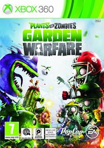Plants Vs. Zombies Garden Warfare (X360)