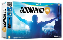 Guitar Hero Live with Guitar (WiiU)