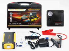 Multi-function Car Jump Starter 20800mAh With Air Compressor