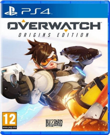 Overwatch Origins Edition (PS4)