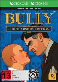 Bully Scholarship Edition (X360 / Xbox One)