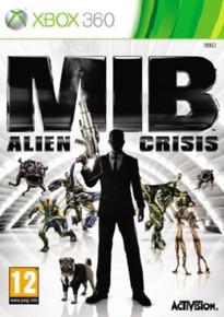 MIB Alien Crisis (X360)