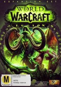 World Of Warcraft Legion Expansion (PC)