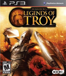 Warriors Legends of Troy (PS3)