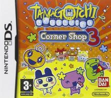 Tamagotchi Corner Shop 3 (NDS)