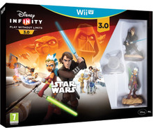 Disney Infinity 3.0 Star Wars Starter Pack (WiiU)