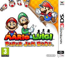 Mario & Luigi Paper Jam Bros. (3DS)
