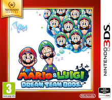 Mario & Luigi Dream Team Bros. (3DS)