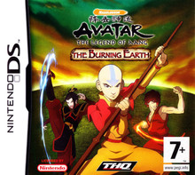 Avatar The Legend of Aang The Burning Earth (NDS)