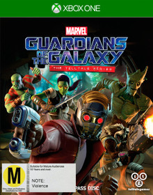 Guardians of the Galaxy The Telltale Series (XB1)