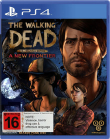 The Walking Dead A New Frontier (PS4)