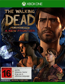 The Walking Dead A New Frontier (Xbox One)