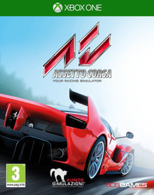 Assetto Corsa Your Racing Simulator (Xbox One)