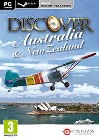Discover Australia and New Zealand - Add On (PC)