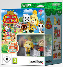 Animal Crossing Amiibo Festival (WiiU)