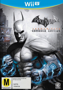 Batman Arkham City Armoured Edition (WiiU)