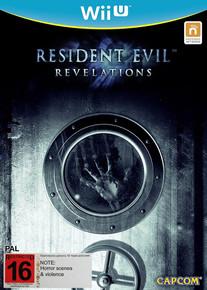 Resident Evil Revelations (WiiU)