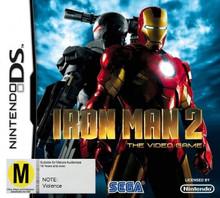 Iron Man 2 (NDS)
