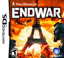 Tom Clancy's EndWar (NDS)
