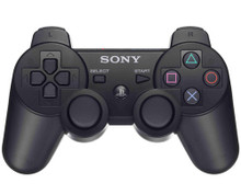 Sony PS3 DualShock 3 Refurbished Wireless Controller Black