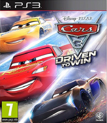 Cars 3 (PS3)