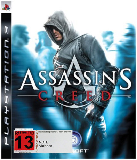 Assassin S Creed Ps3 First Games