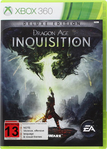 Dragon Age Inquisition Deluxe Edition (X360)