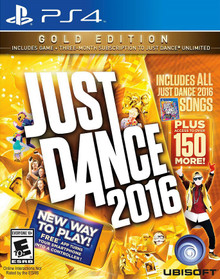 Just Dance 2016 Gold Edition (PS4)