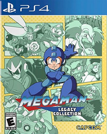 Megaman Legacy Collection (PS4)
