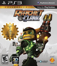 Ratchet & Clank Collection (PS3)