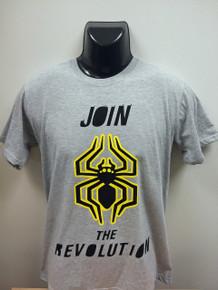"""Resident Evil 6 T-Shirt """"La Vita Nuova"""""""