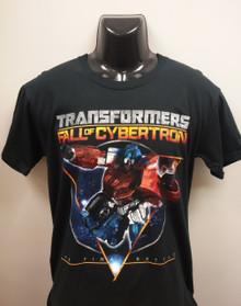 "Transformers Fall of Cybertron T-Shirt ""Optimus Space"""