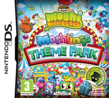 Moshi Monsters Moshlings Theme Park (NDS)