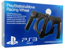 PlayStation Move Racing Wheel (PS3)