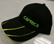 Caprica Baseball Cap - Black