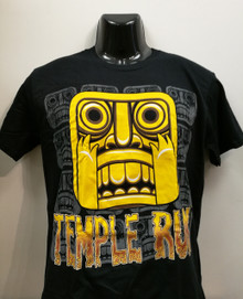 "Temple Run T-Shirt ""Scary Face"""