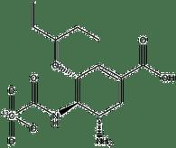 Oseltamavir acid 13CD3