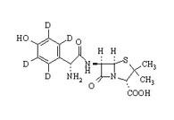 Amoxicillin-d4