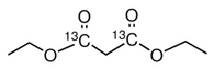 Diethyl malonate-1,3-13C2