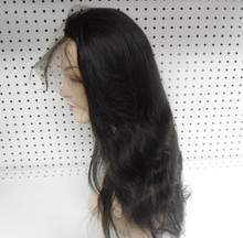 Brazilian 360 Lace Wig 150% Density Human Hair Body Wave Medium Cap