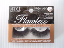 Ardell Strip Lashes Flawless #801 Black (Pack of 2) 3 Easy Steps
