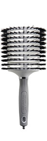 "Olivia Garden Ceramic + Ion Turbo Vent 100% Boar Bristles CI-BR 4 1/2"" Brush"