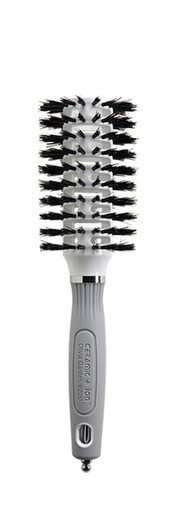 "Olivia Garden Ceramic + Ion Turbo Vent 100% Boar Bristles CITV-BR32 2 1/2"" Brush"