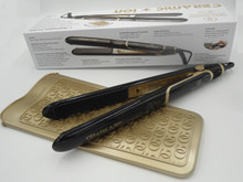 "Olivia Garden Ceramic + Ion 1"" Professional Flat Iron Easily Straighten & Curl Hair"